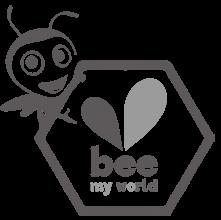 Logo bee-my.world