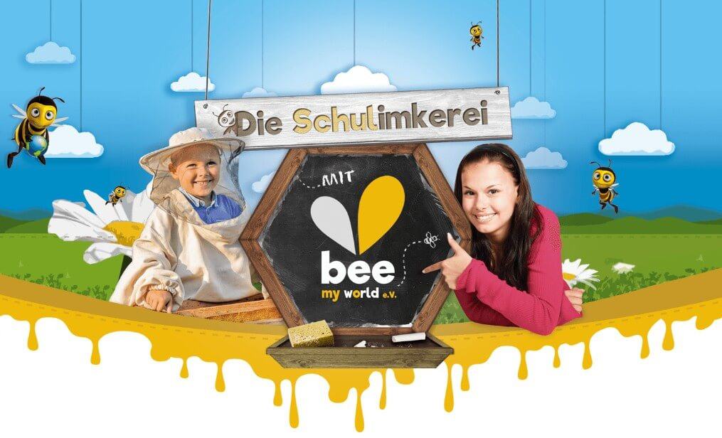 Schulimkerei_Header.0-1 bee-my.world macht 100 Schulen zu Schulimkereien